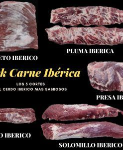 comprar Pack carne iberica (1)corazon extremeño